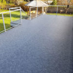 New Duradek vinyl waterproof deck